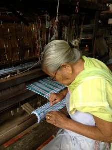Inspecting the weft